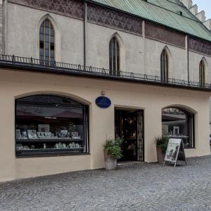 Uhren Schmuck Achammer Standort Hall